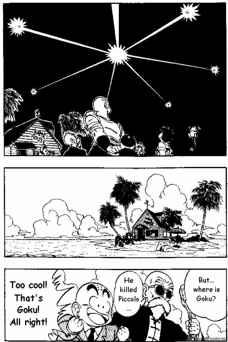 Dragon Ball Chapter 165  Online Free Manga Read Image 11