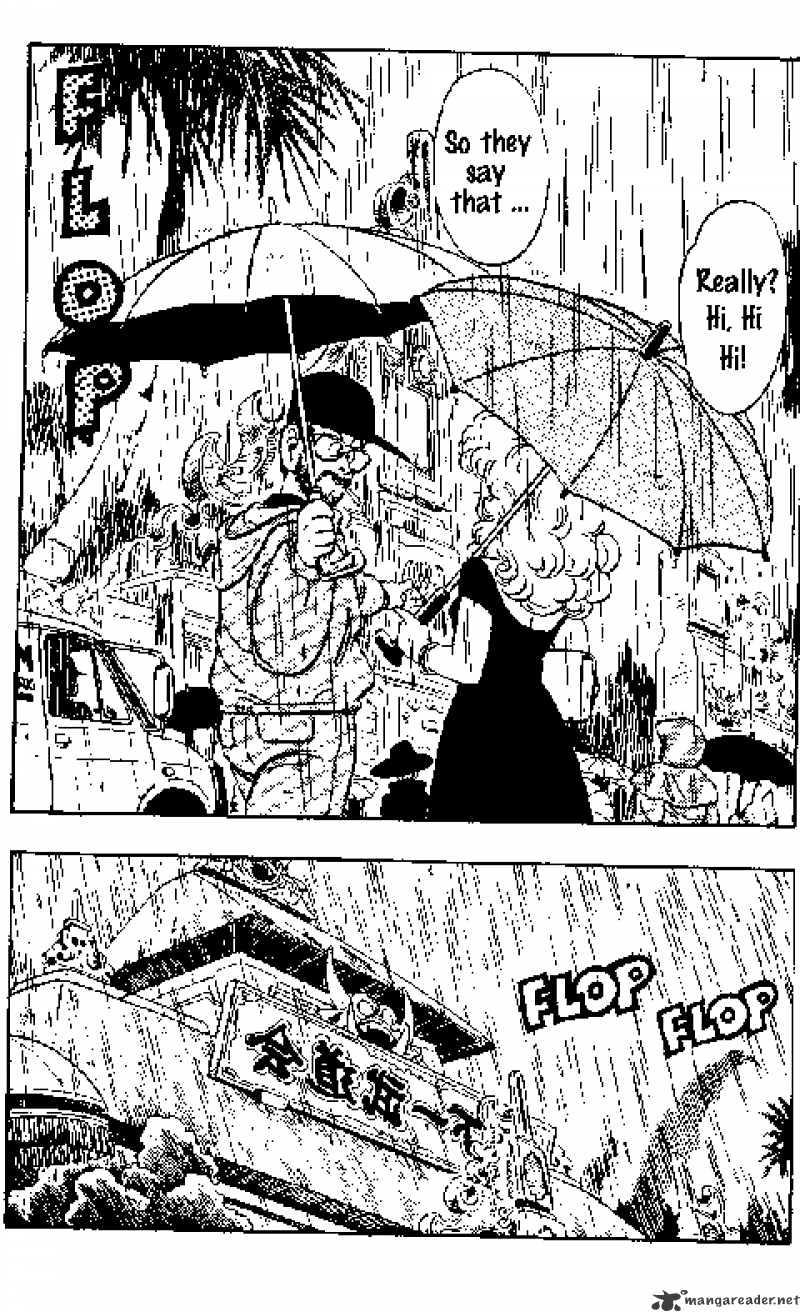 Dragon Ball Chapter 166  Online Free Manga Read Image 1