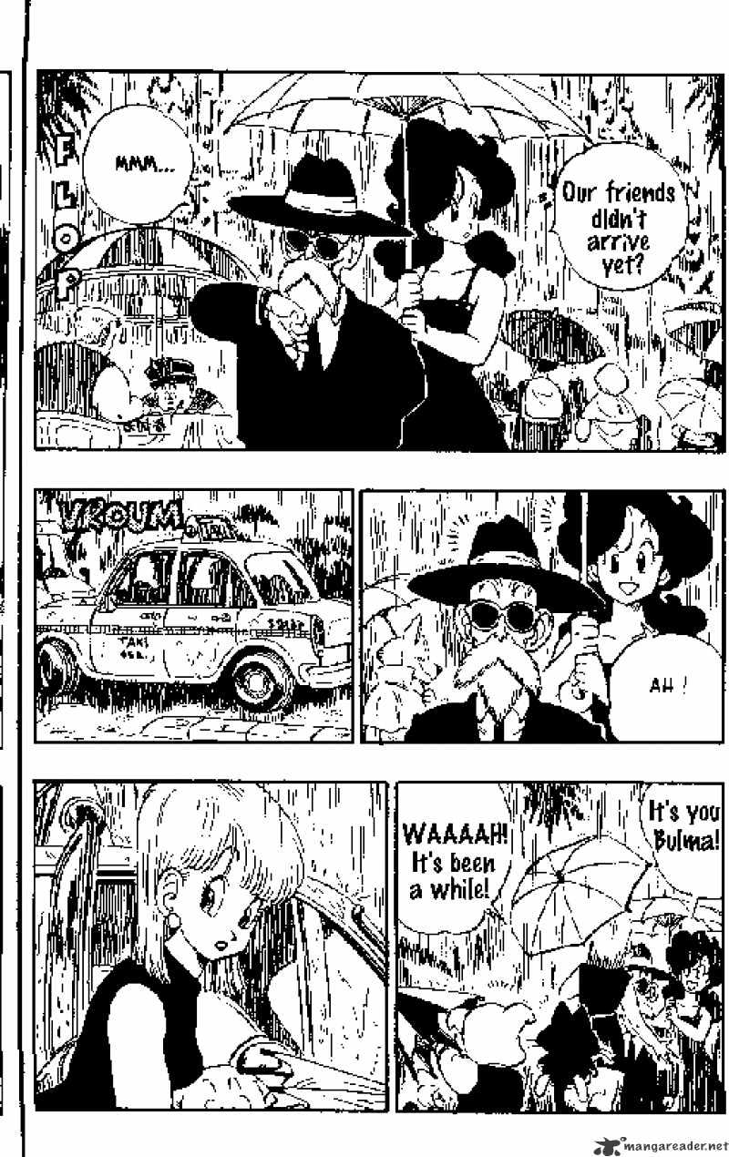 Dragon Ball Chapter 166  Online Free Manga Read Image 2