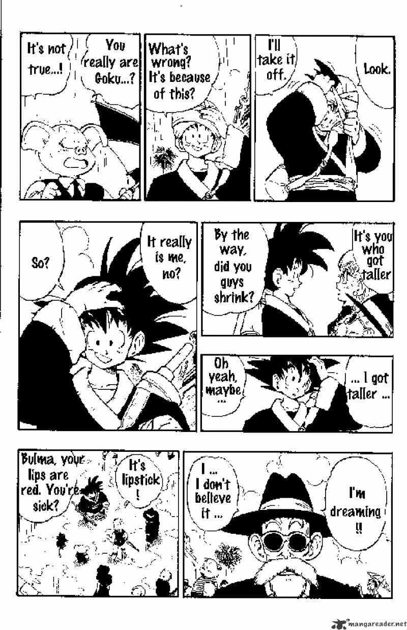 Dragon Ball Chapter 166  Online Free Manga Read Image 6