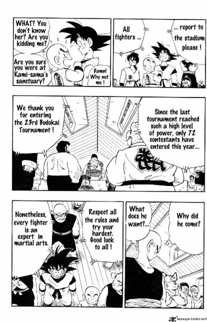 Dragon Ball Chapter 167  Online Free Manga Read Image 4