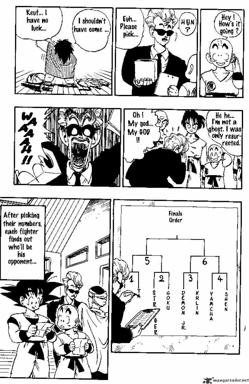 Dragon Ball Chapter 168  Online Free Manga Read Image 13