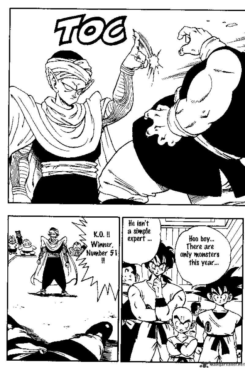 Dragon Ball Chapter 168  Online Free Manga Read Image 4
