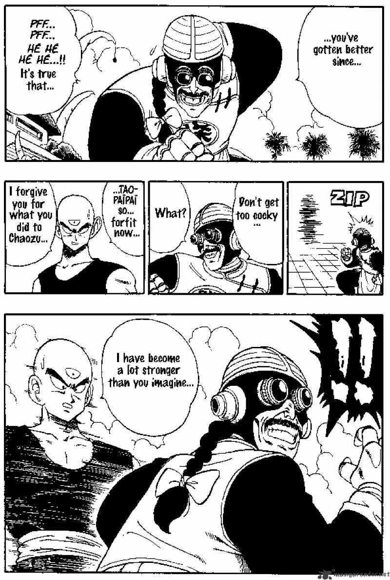 Dragon Ball Chapter 169  Online Free Manga Read Image 14