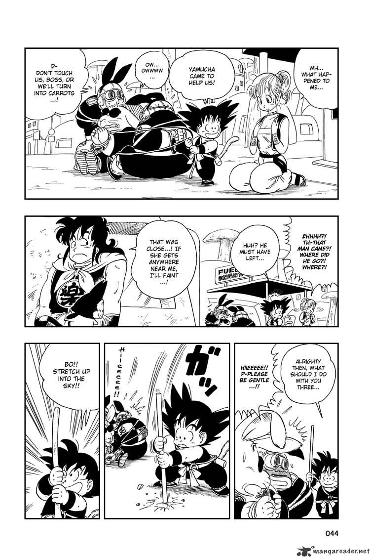 Dragon Ball Chapter 17  Online Free Manga Read Image 13
