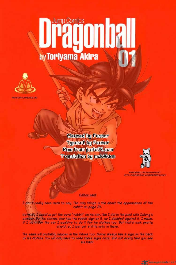 Dragon Ball Chapter 17  Online Free Manga Read Image 15
