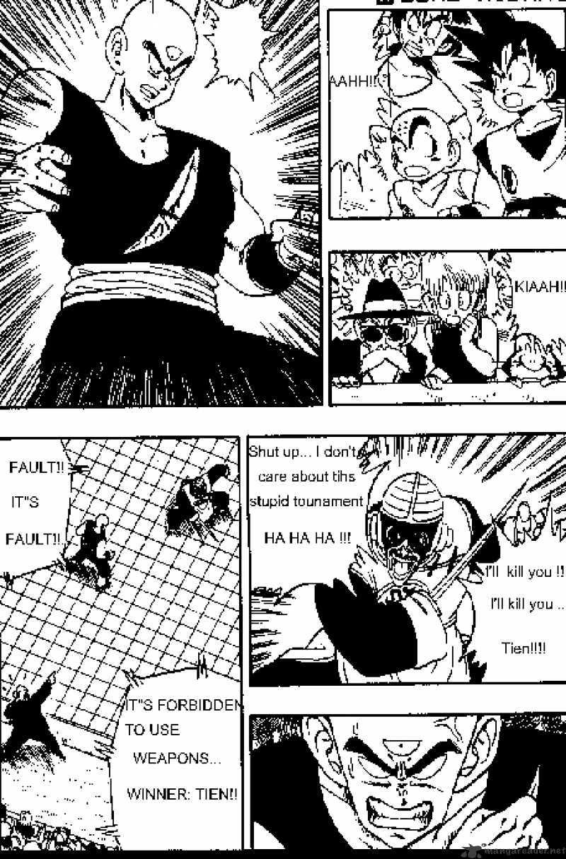 Dragon Ball Chapter 170  Online Free Manga Read Image 4