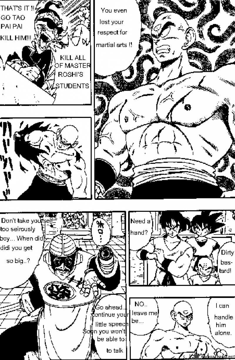 Dragon Ball Chapter 170  Online Free Manga Read Image 5