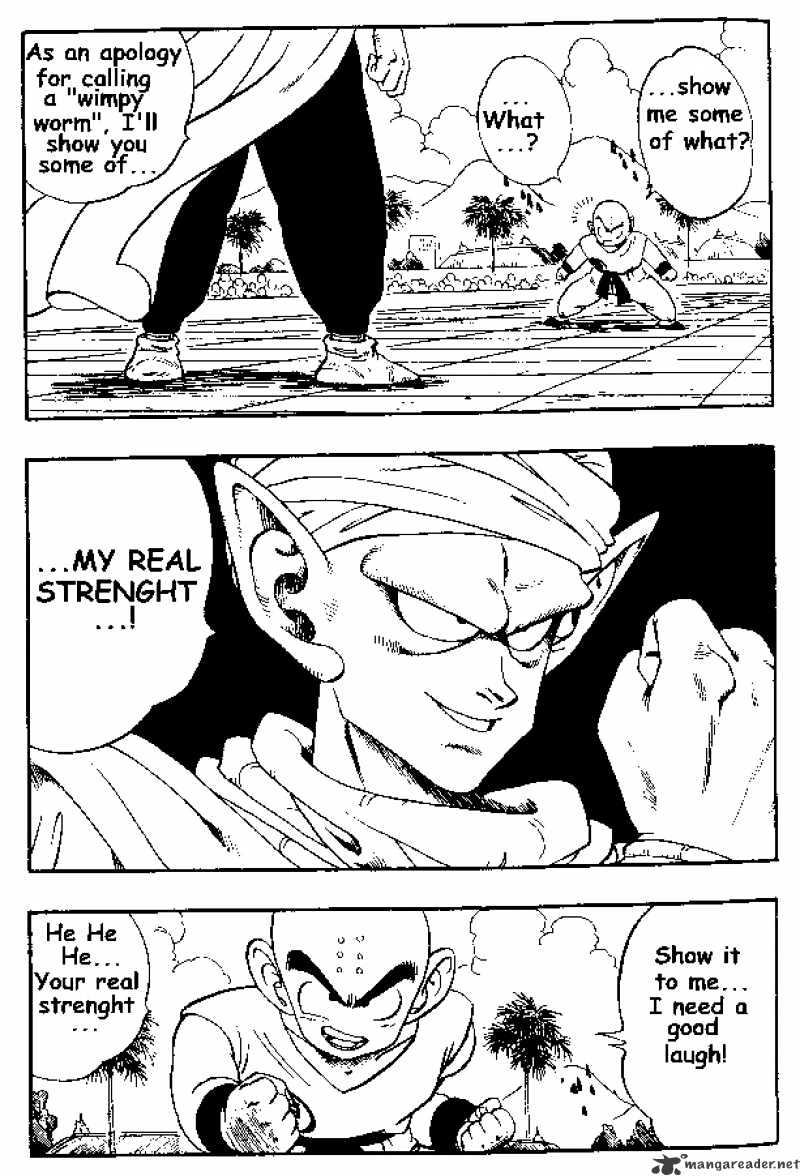 Dragon Ball Chapter 172  Online Free Manga Read Image 13