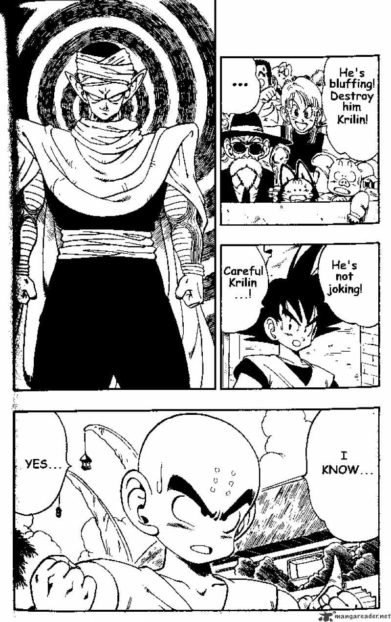 Dragon Ball Chapter 172  Online Free Manga Read Image 14
