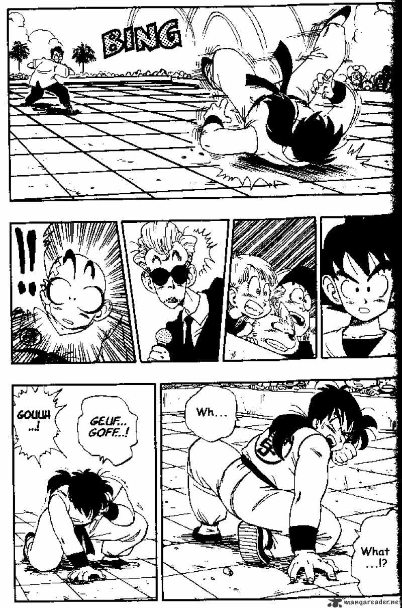 Dragon Ball Chapter 174  Online Free Manga Read Image 11
