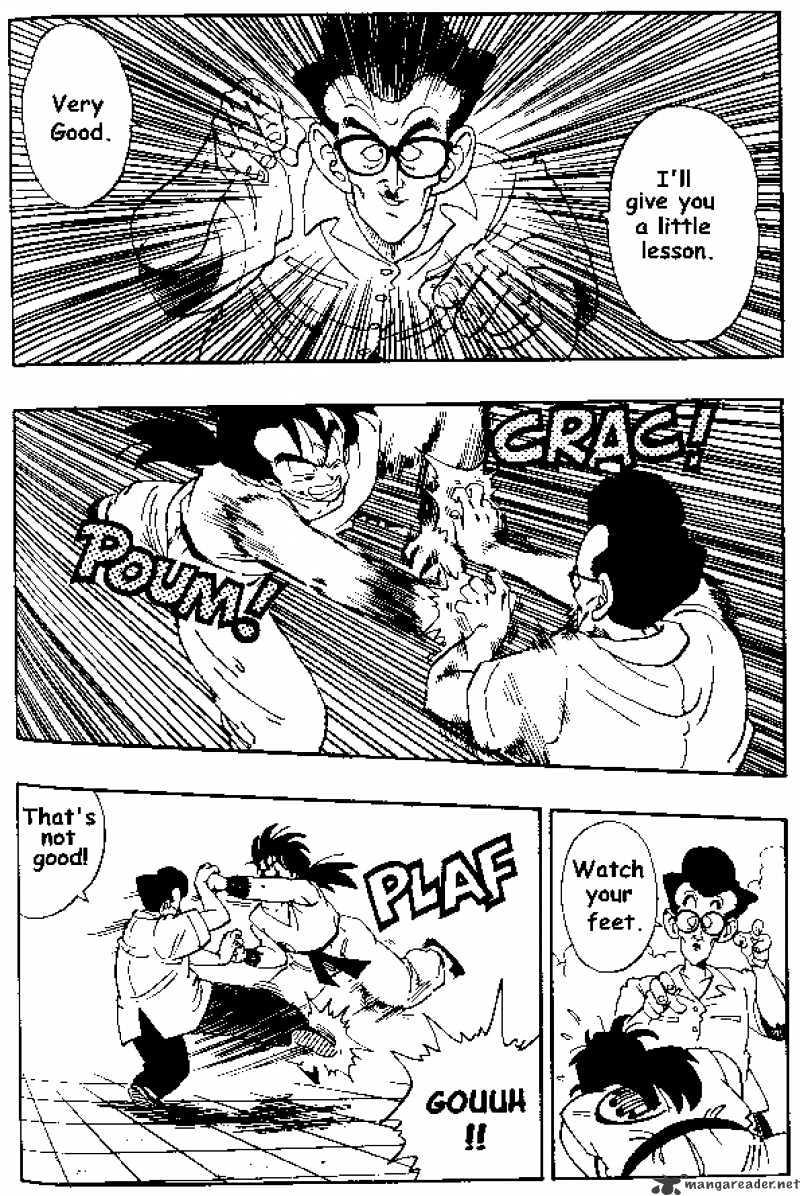 Dragon Ball Chapter 174  Online Free Manga Read Image 14