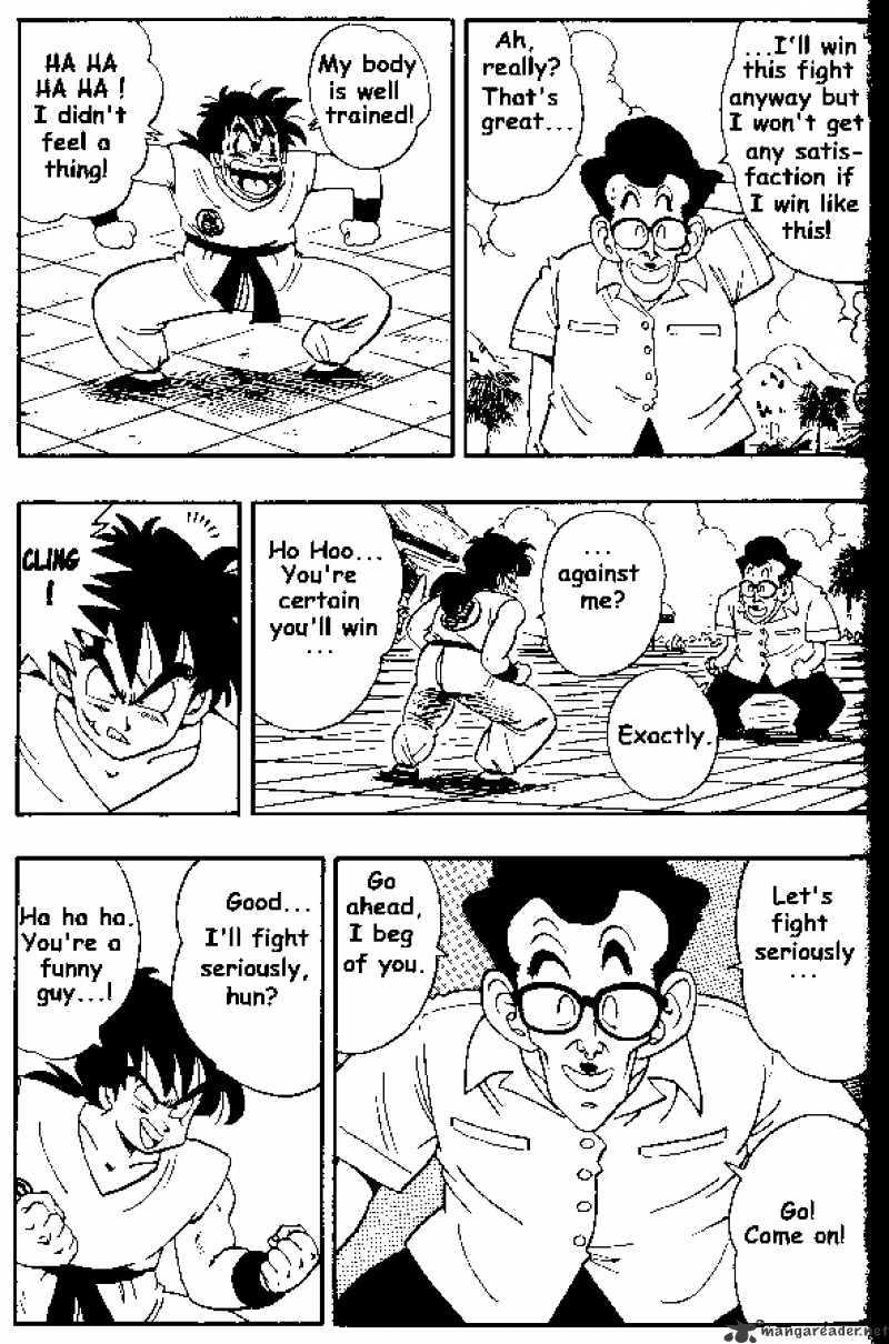 Dragon Ball Chapter 174  Online Free Manga Read Image 9