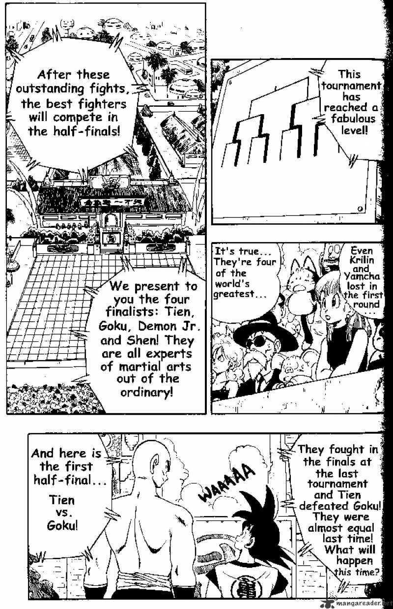 Dragon Ball Chapter 176  Online Free Manga Read Image 1
