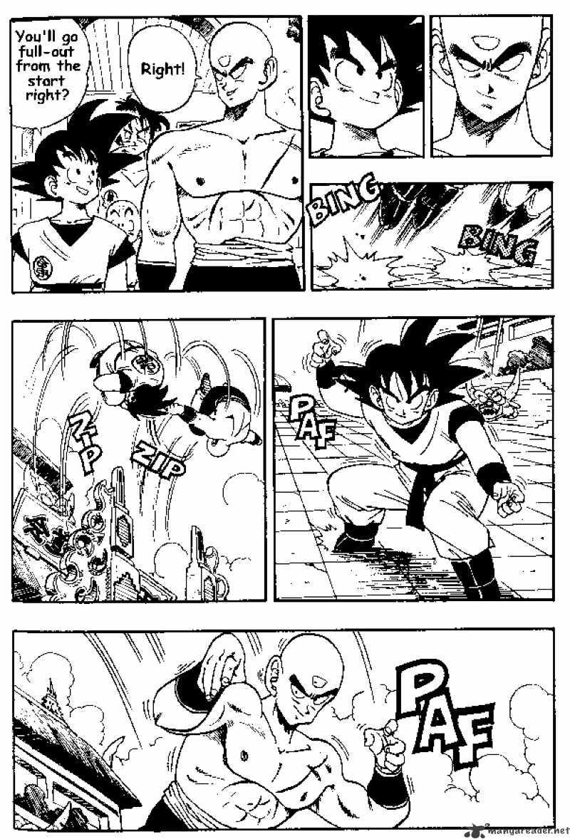 Dragon Ball Chapter 176  Online Free Manga Read Image 2
