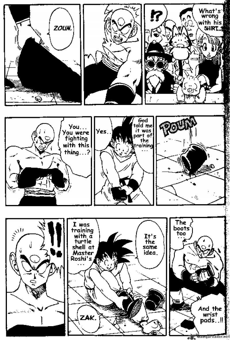 Dragon Ball Chapter 177  Online Free Manga Read Image 10