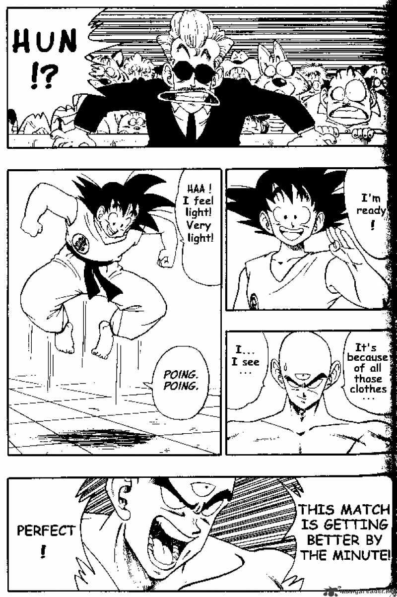 Dragon Ball Chapter 177  Online Free Manga Read Image 12