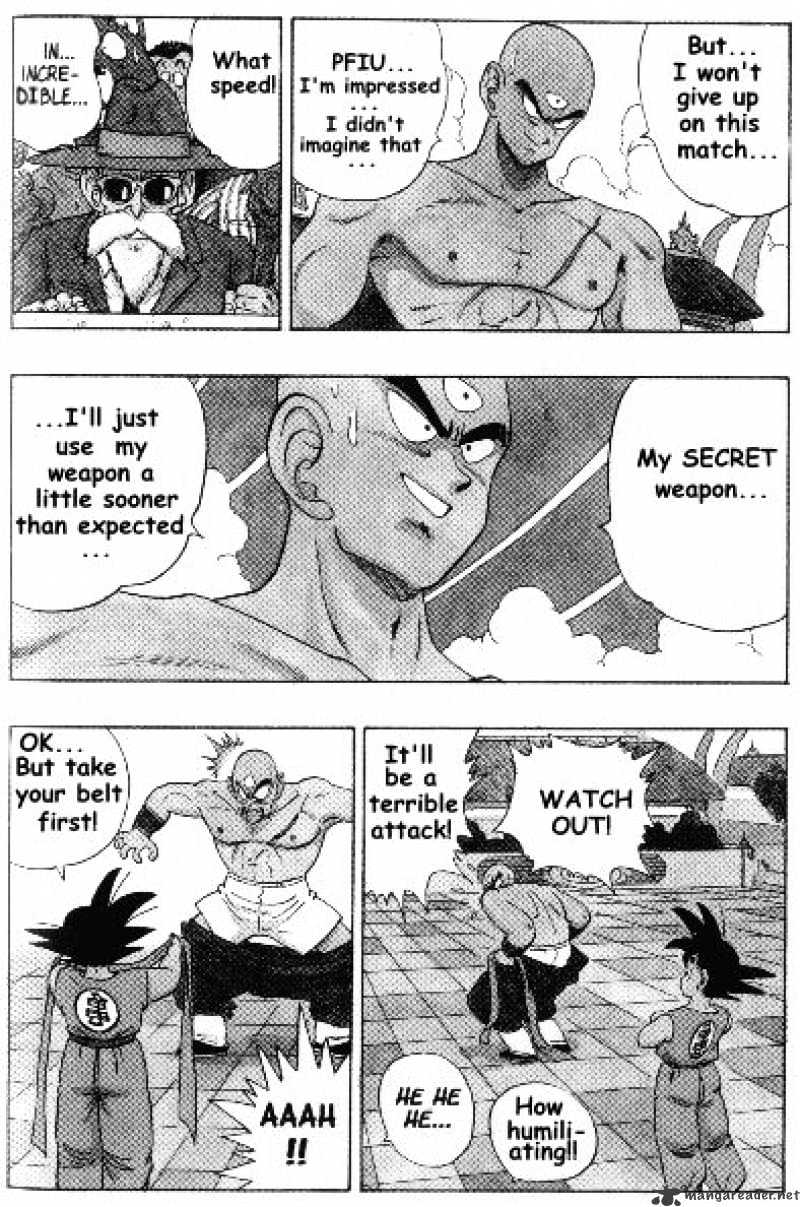 Dragon Ball Chapter 178  Online Free Manga Read Image 2