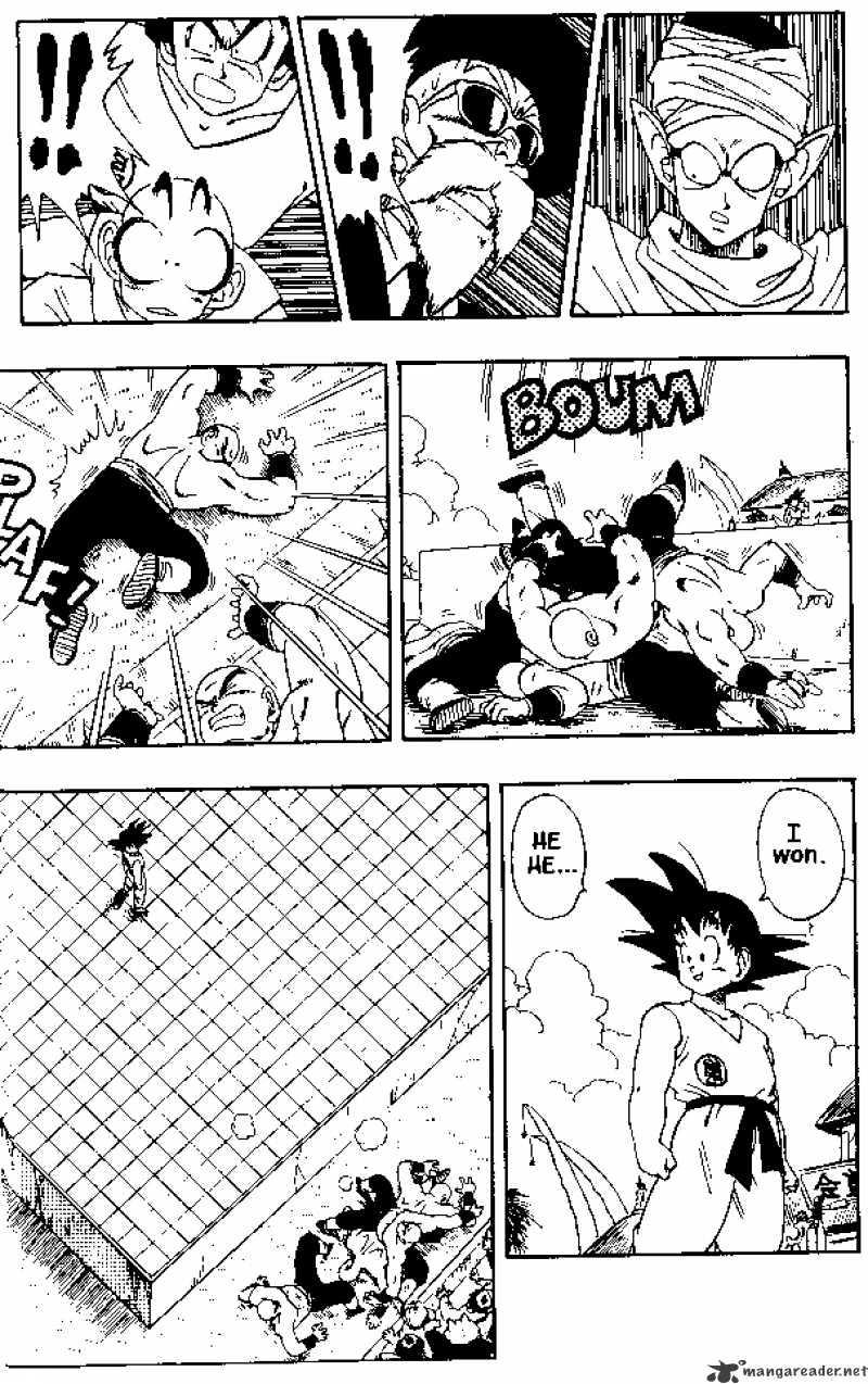 Dragon Ball Chapter 179  Online Free Manga Read Image 13