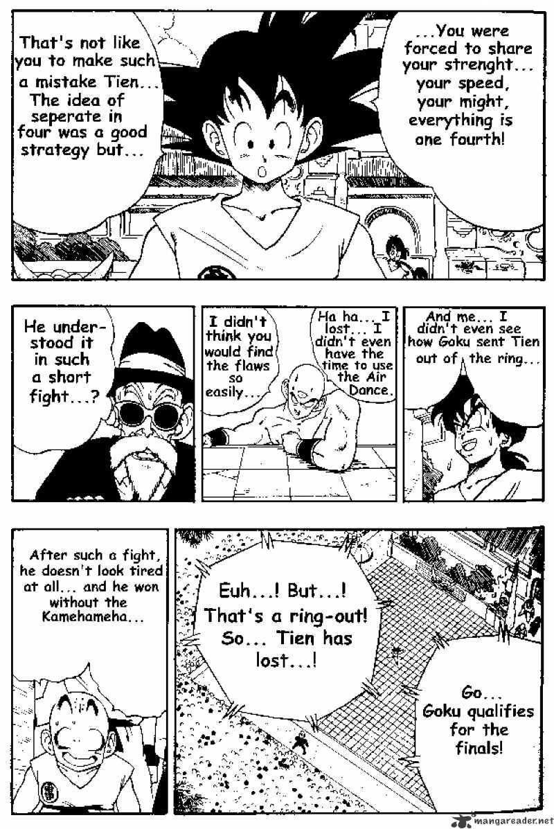 Dragon Ball Chapter 179  Online Free Manga Read Image 14