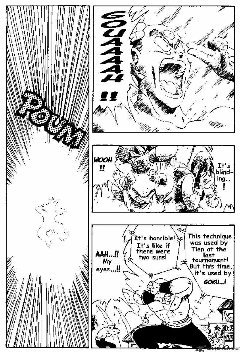 Dragon Ball Chapter 179  Online Free Manga Read Image 6