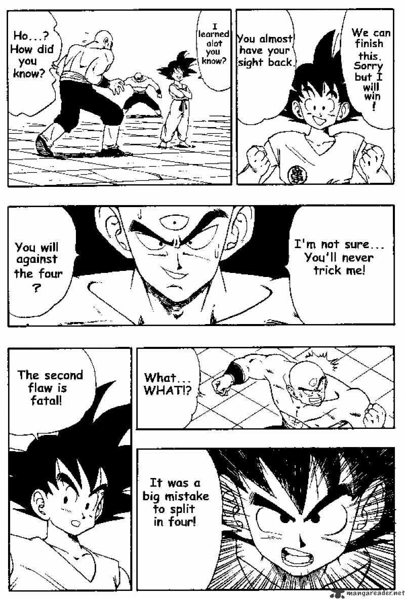Dragon Ball Chapter 179  Online Free Manga Read Image 9