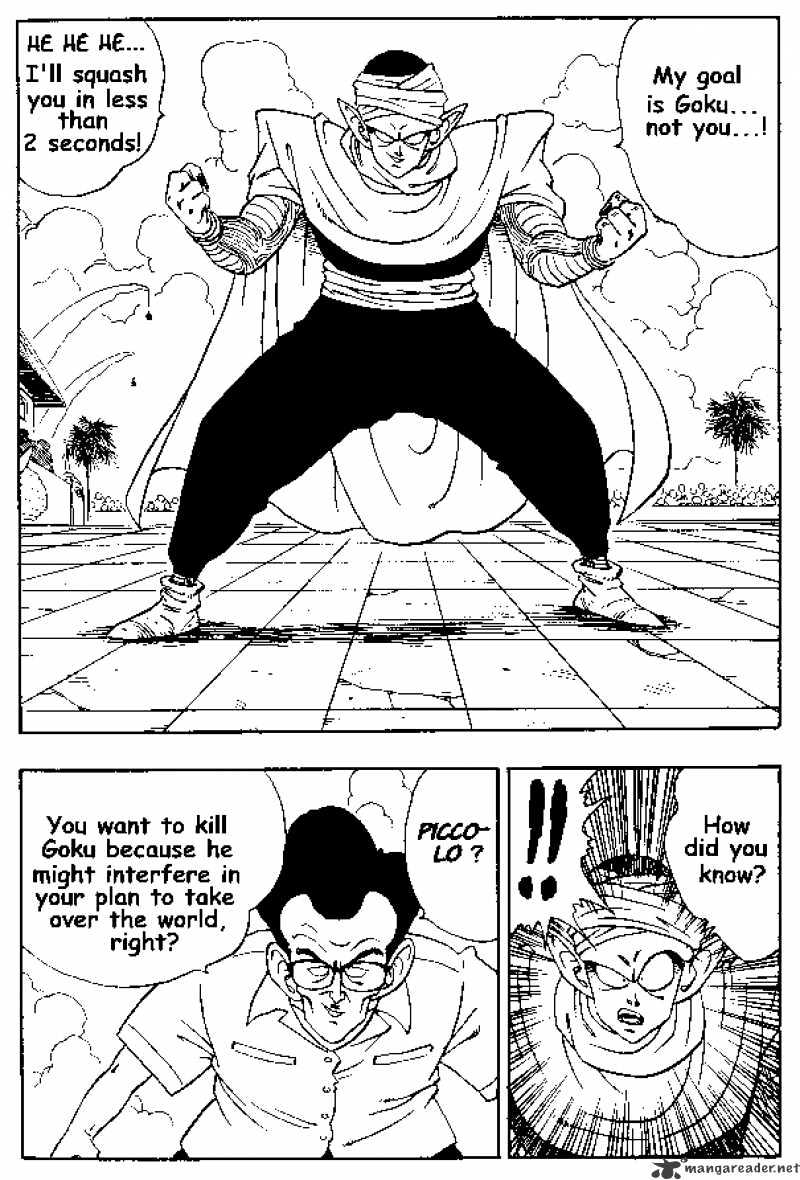 Dragon Ball Chapter 180  Online Free Manga Read Image 8