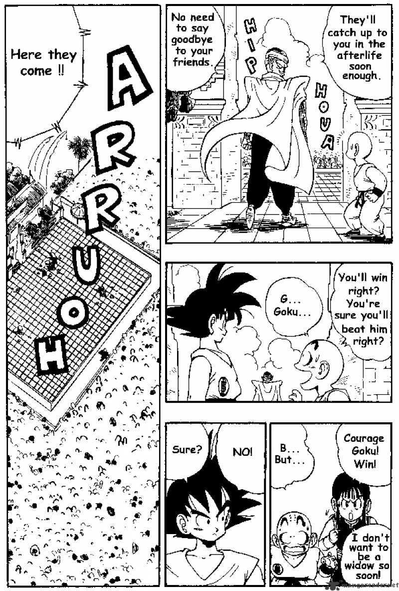 Dragon Ball Chapter 182  Online Free Manga Read Image 11