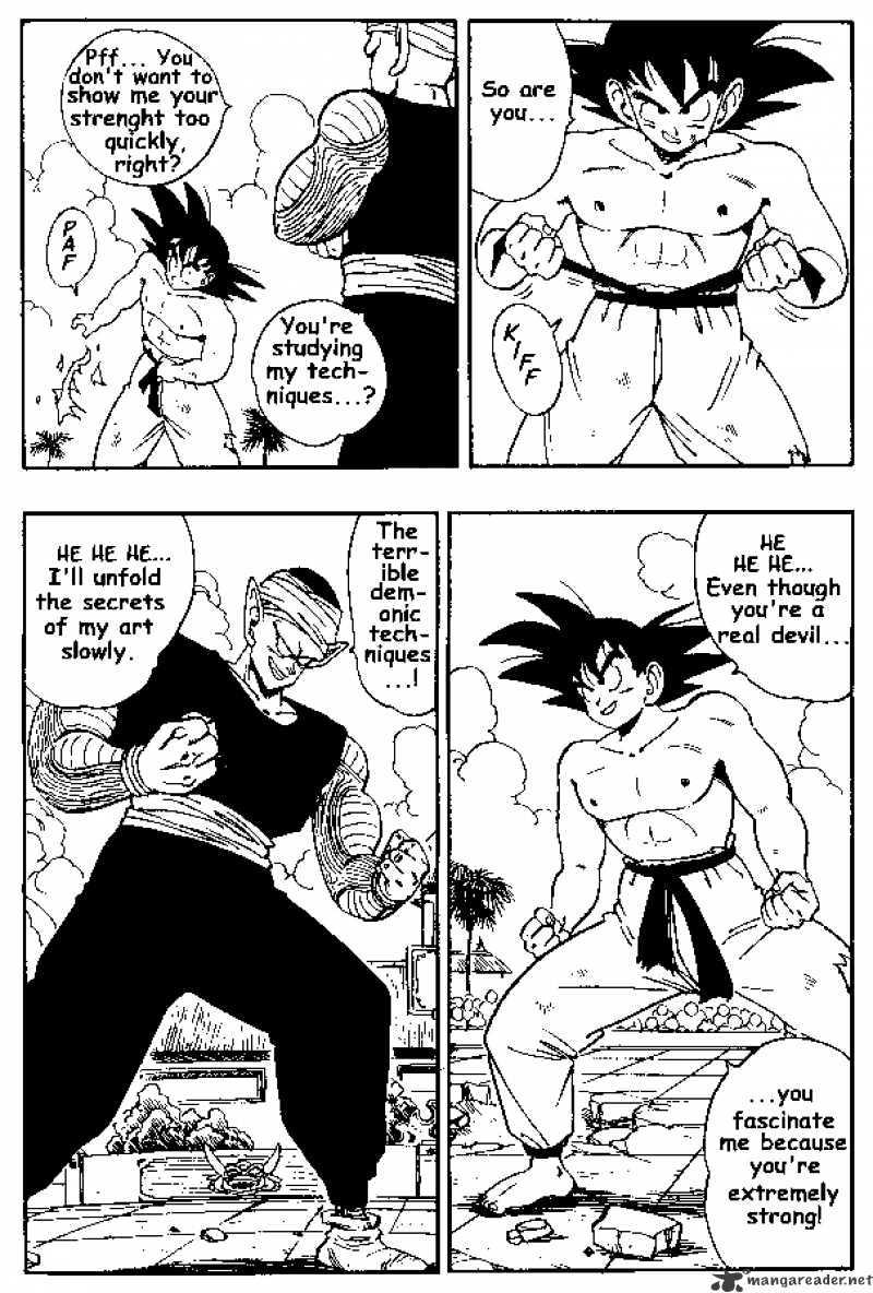 Dragon Ball Chapter 183  Online Free Manga Read Image 13