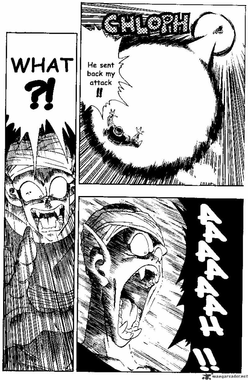 Dragon Ball Chapter 185  Online Free Manga Read Image 12