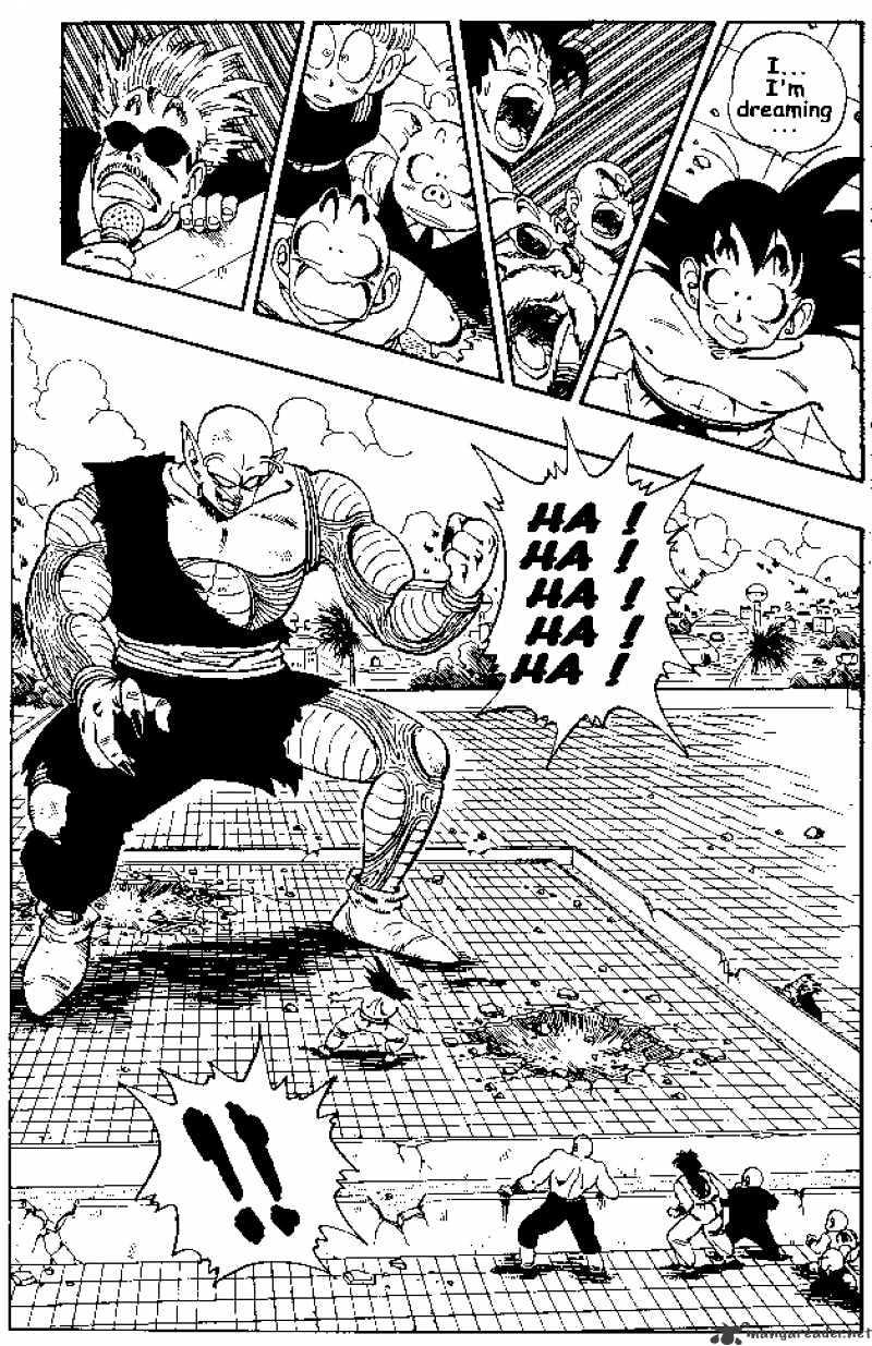 Dragon Ball Chapter 186  Online Free Manga Read Image 11