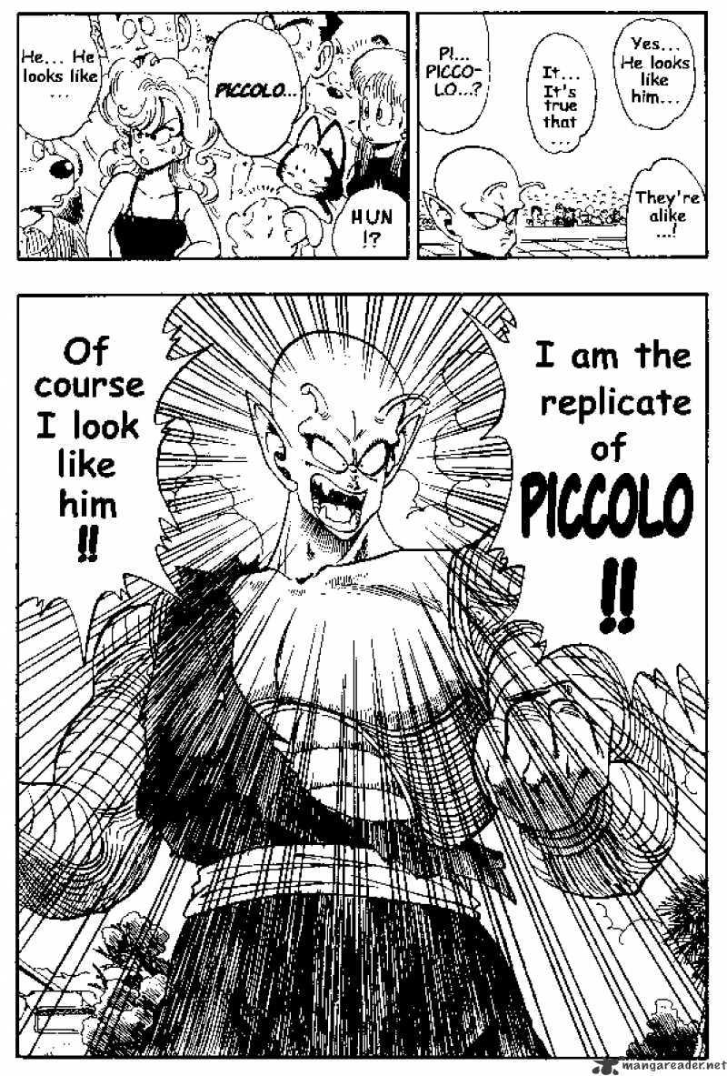 Dragon Ball Chapter 186  Online Free Manga Read Image 4