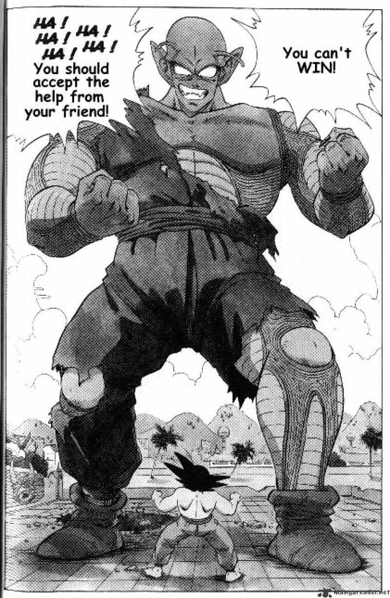 Dragon Ball Chapter 187  Online Free Manga Read Image 1