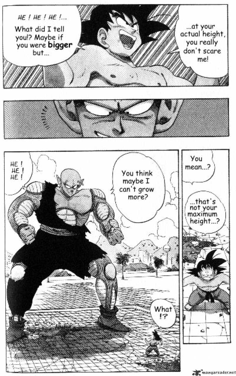 Dragon Ball Chapter 187  Online Free Manga Read Image 7