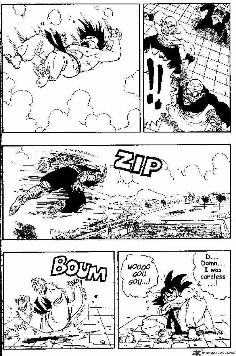 Dragon Ball Chapter 188  Online Free Manga Read Image 10