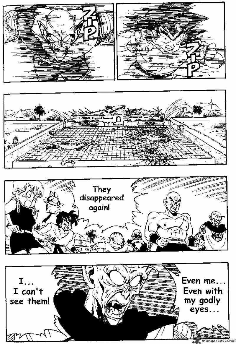 Dragon Ball Chapter 188  Online Free Manga Read Image 4