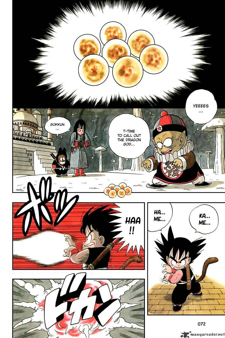 Dragon Ball Chapter 19  Online Free Manga Read Image 13