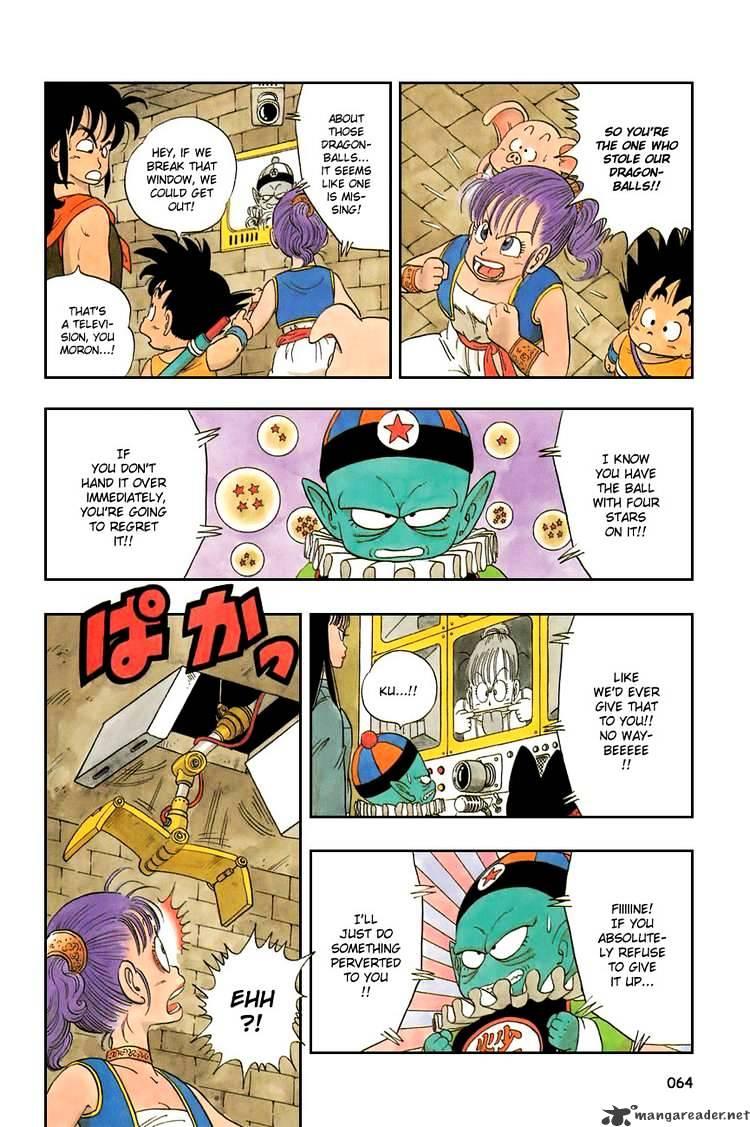 Dragon Ball Chapter 19  Online Free Manga Read Image 5