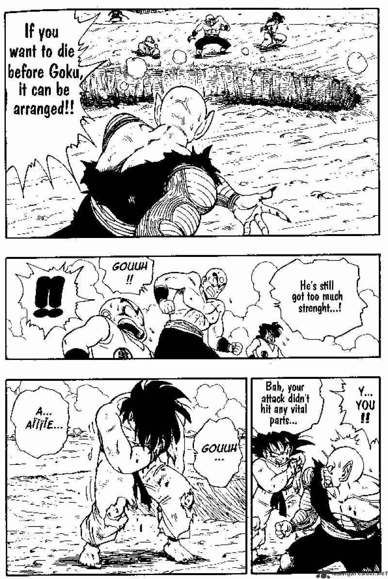 Dragon Ball Chapter 192  Online Free Manga Read Image 6