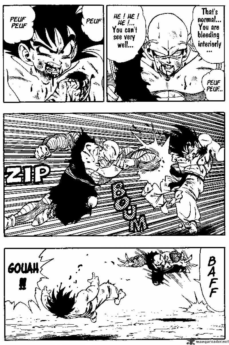 Dragon Ball Chapter 192  Online Free Manga Read Image 8