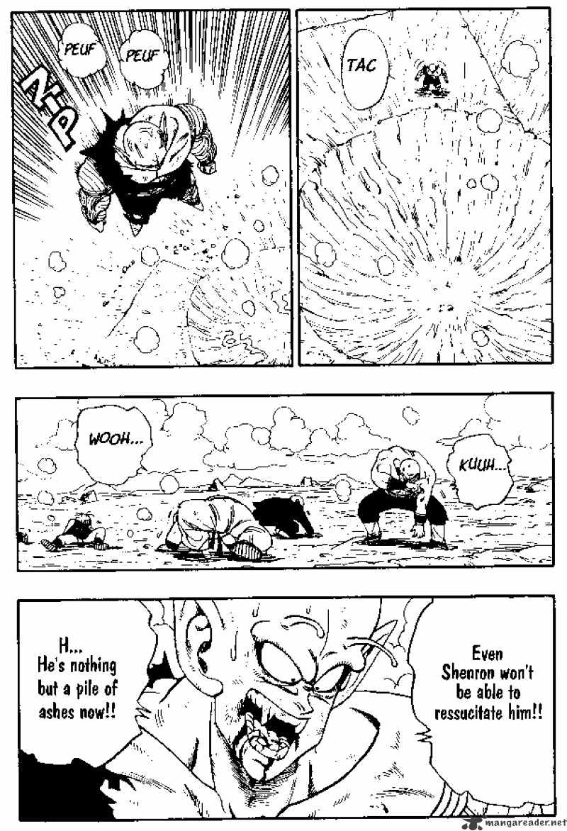 Dragon Ball Chapter 193  Online Free Manga Read Image 5