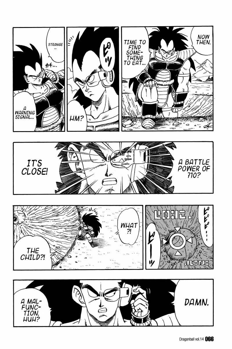 Dragon Ball Chapter 199  Online Free Manga Read Image 3