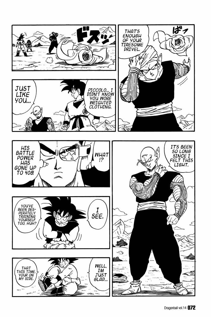 Dragon Ball Chapter 199  Online Free Manga Read Image 9