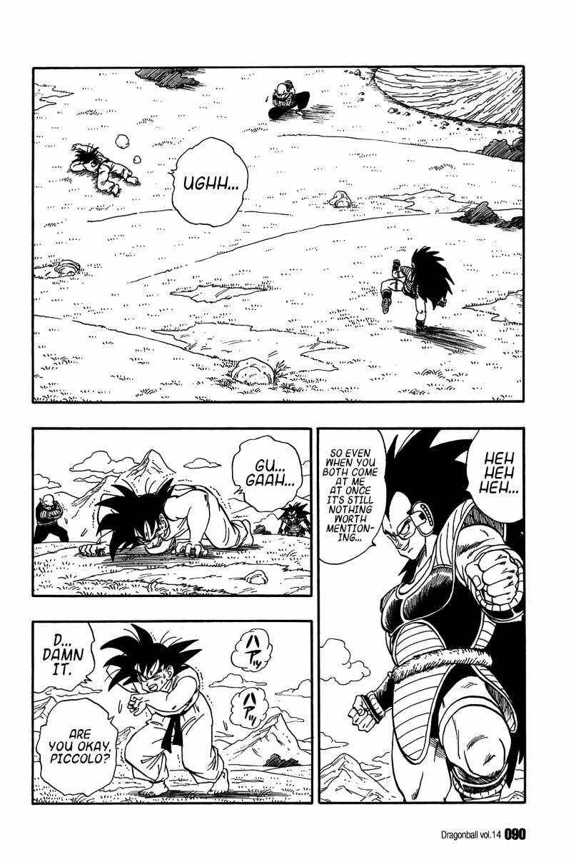 Dragon Ball Chapter 200  Online Free Manga Read Image 13