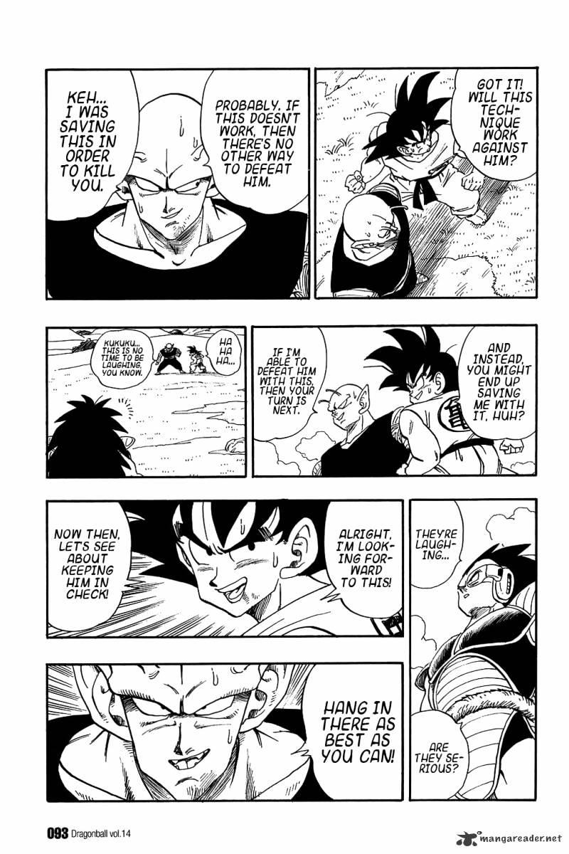 Dragon Ball Chapter 201  Online Free Manga Read Image 2