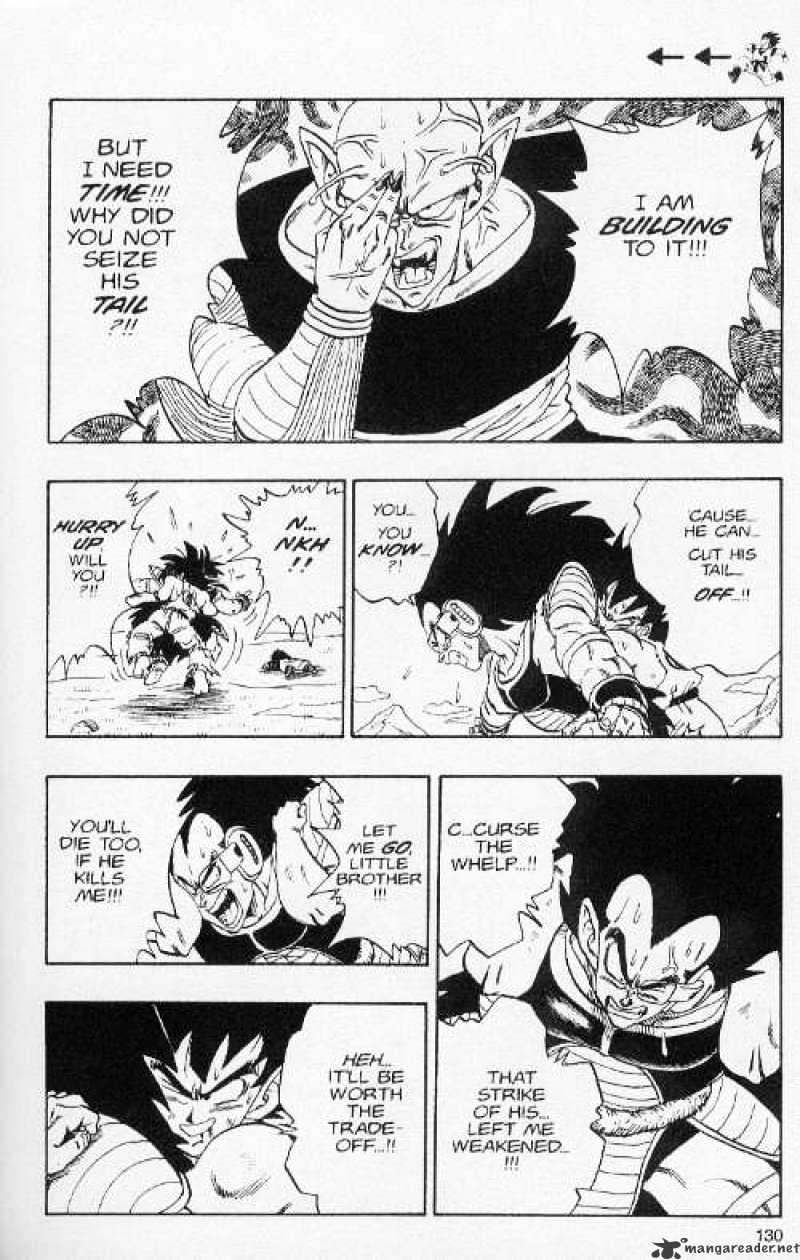 Dragon Ball Chapter 203  Online Free Manga Read Image 3