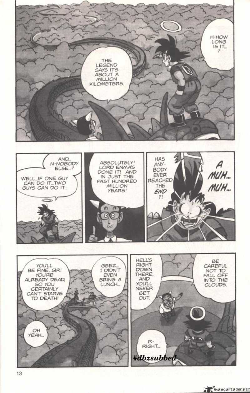 Dragon Ball Chapter 205  Online Free Manga Read Image 12