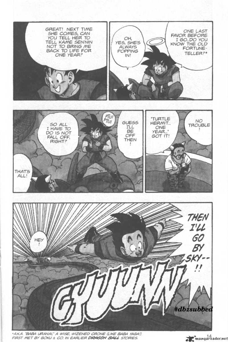 Dragon Ball Chapter 205  Online Free Manga Read Image 13