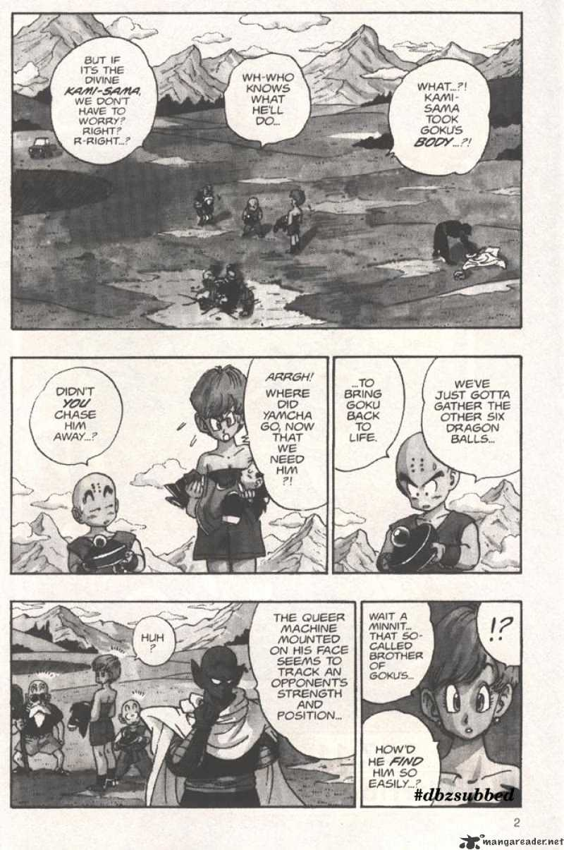 Dragon Ball Chapter 205  Online Free Manga Read Image 2