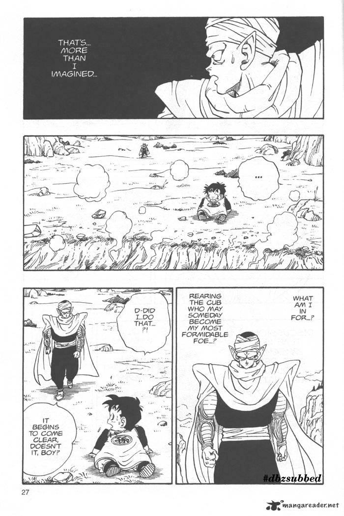 Dragon Ball Chapter 206  Online Free Manga Read Image 12